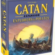 Catan – Explorers & Pirates Expansion