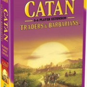 Catan Traders & Barbarians 5-6 Player Extensions