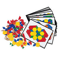 Pattern Block Activity Set
