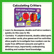calculating critters