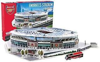Arsenal Football Emirates Stadium Replica
