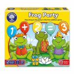 frog party cogs the brain shop