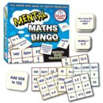 mental maths bingo cogs the brain shop