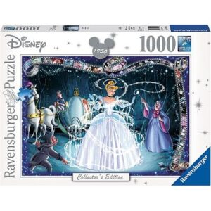 Ravensburger Disney Collectors Edition Cinderella 1000pc Jigsaw Puzzle