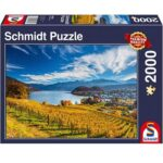 Vineyards 2000pc Jigsaw Puzzle